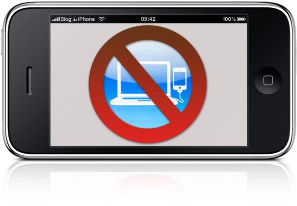 OS 3.1 desabilita de vez o tethering no iPhone