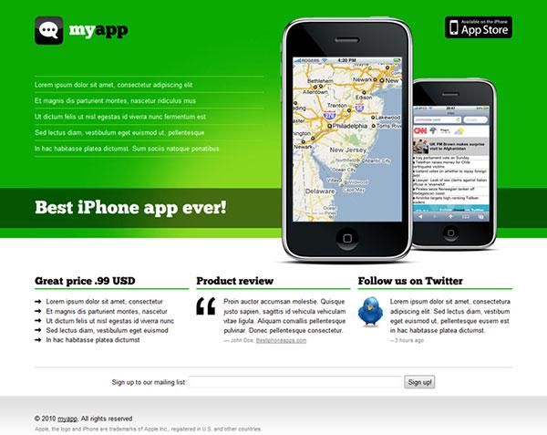 Photo of [dev] Crie facilmente um site promocional para o seu aplicativo com Appstemplates