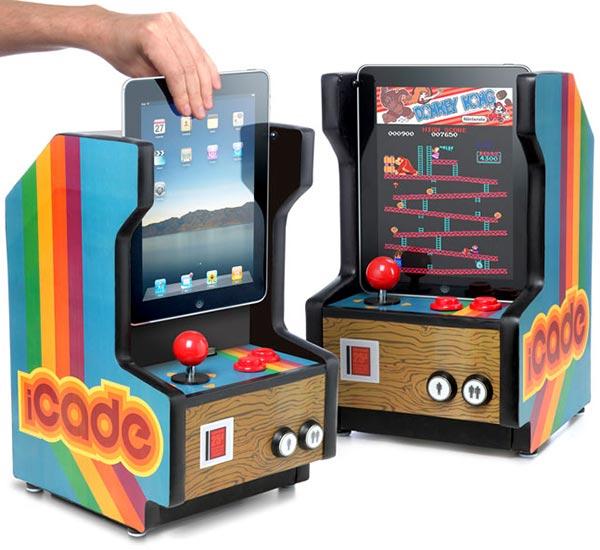 icade_main Segundo a EA Games, o iPad é a plataforma de jogos que cresce mais rapidamente
