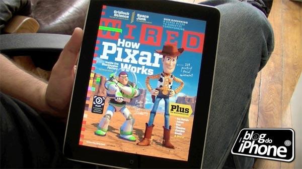 Photo of Adobe lançará ferramenta para a criação de revistas interativas no iPad, como a da Wired