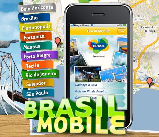 Photo of Embratur lança guias turísticos de cidades brasileiras para iPhone e iPod touch