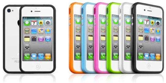Photo of Apple finalmente substitui iPhone 4 branco pelo preto nas imagens dos bumpers