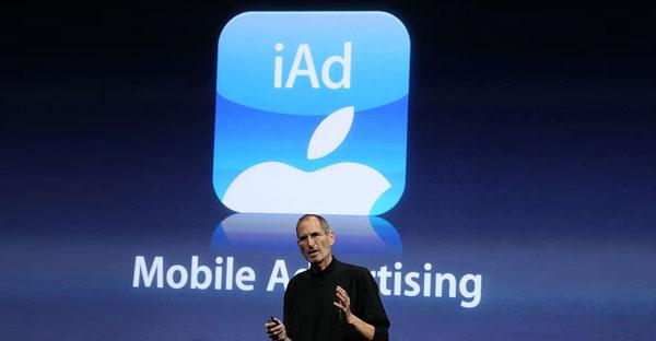 Photo of Apple anuncia encerramento da plataforma iAd em junho