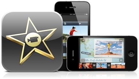 Photo of Aplicativo iMovie para iPhone 4 já está disponível na App Store