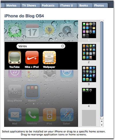 Photo of Novo iOS 4 será compatível somente com o iTunes 9.2