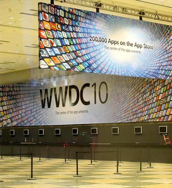 Photo of WWDC 2010: Novas imagens exteriores do Moscone Center, em São Francisco