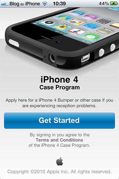 Photo of Veja como funciona a solicitação de capa gratuita para o iPhone 4