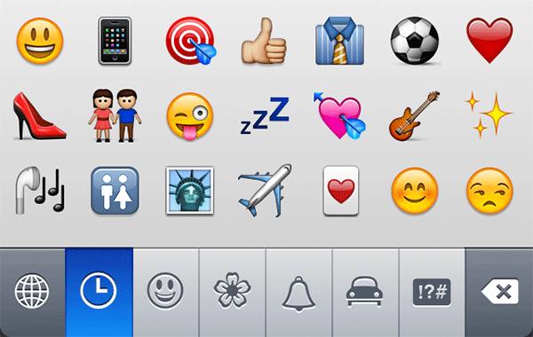 Photo of Os primeiros emojis do iPhone foram desenhados por uma estagiária