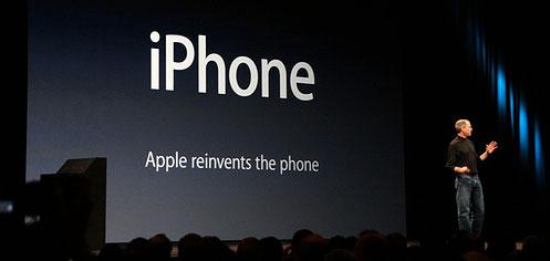 Apple reinventa o telefone