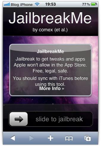 Photo of De volta aos velhos tempos: liberado o jailbreak feito pelo navegador do iOS (atualizado)
