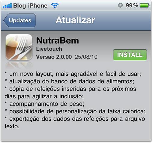 Photo of Aplicativo brasileiro Nutrabem recebe esperada atualização 2.0, cheia de novidades