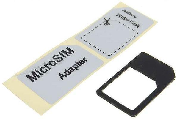 Photo of Prepare-se para o iPhone 4: acessórios para cortar você mesmo seu micro-SIM