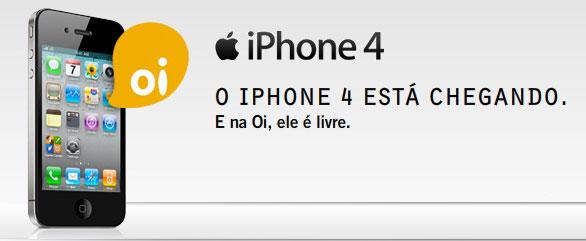 Photo of [exclusivo] Saiba em primeira mão os preços do iPhone 4 desbloqueado vendido pela operadora Oi