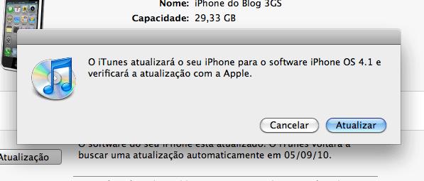 Photo of Preparando-se para a chegada do sistema iOS 4.1