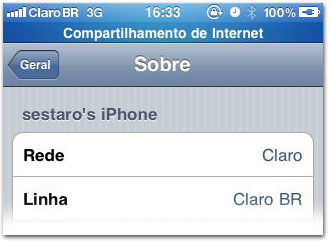 Photo of Claro finalmente libera tethering no iPhone para seus clientes