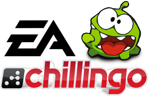 Photo of Electronic Arts compra Chillingo, empresa do jogo Angry Birds para iPhone
