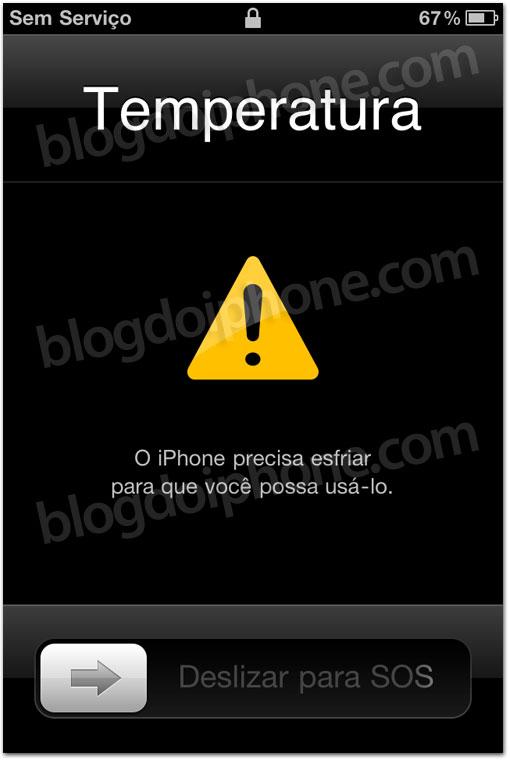 Photo of Superaquecimento do iPhone 4: seria ele mais sensível que modelos anteriores?