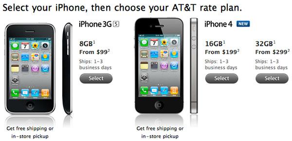 Photo of Apple retira de sua loja online o iPhone 4 branco em todo o mundo