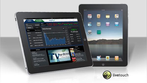 Bovespa no iPad