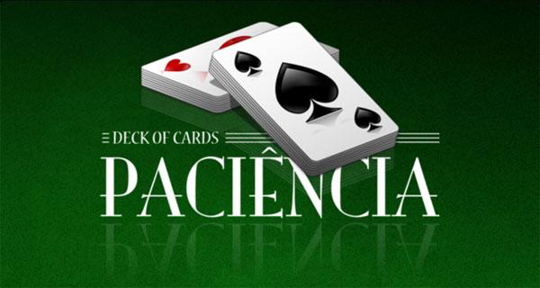 Photo of Feriadão Premiado Blog do iPhone: concorra a 4 cópias do jogo Deck of Cards: Solitaire para iPad