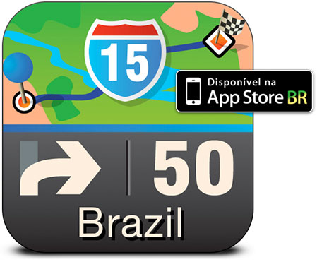 Photo of Mobile Maps Brazil se adapta ao iPad e se torna o navegador GPS mais barato do Brasil