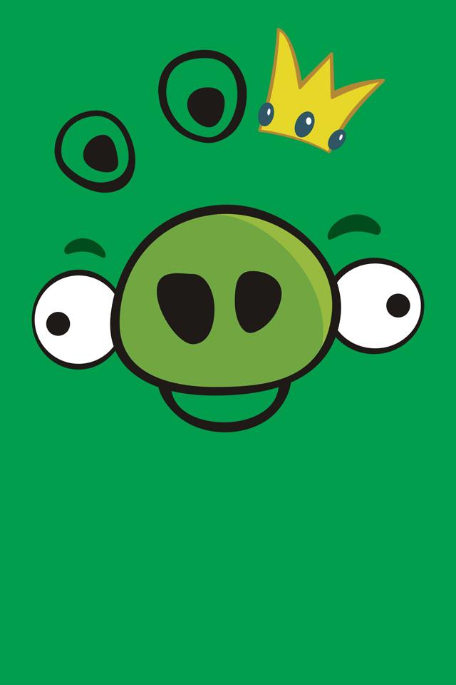 [wallpaper] Fundos de tela com personagens do Angry Birds para iPhone e iPod