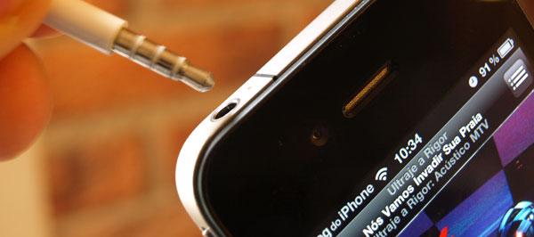 Photo of Você sabia… que é possível pausar a música no iOS apenas retirando o fone do plug?