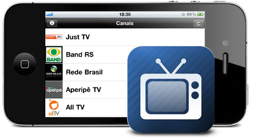 Televisão ao Vivo