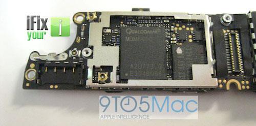 Photo of Componentes internos do iPhone 4 da Verizon mostram dual-chip GSM/CDMA