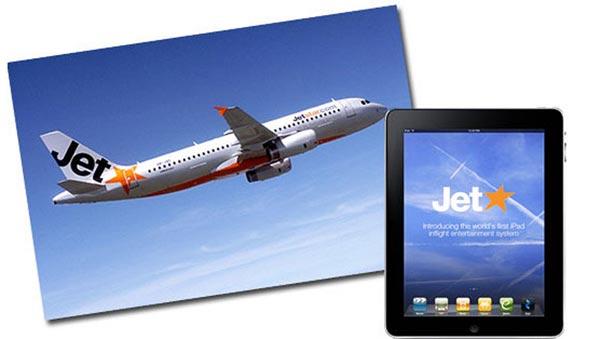 Photo of Companhia aérea australiana oferecerá aluguel de iPads em seus voos