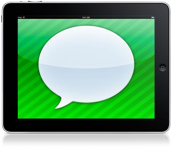 Photo of [dica] Saiba como enviar mensagens SMS pelo iPad 3G, sem jailbreak