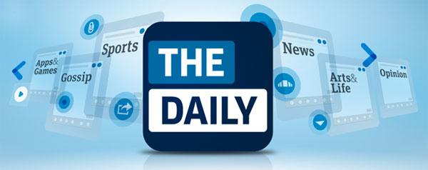 Photo of Jornal digital 'The Daily' poderá ser descontinuado em novembro