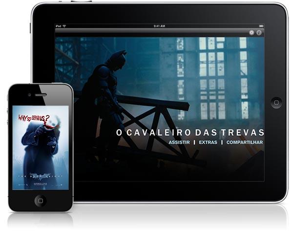 Photo of Warner Bros propõe filmes na App Store para iPhone e iPad, com legendas em português
