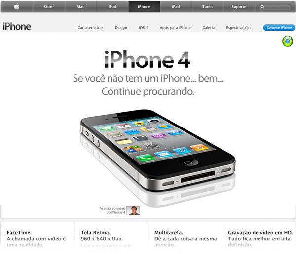 """Photo of Apple Brasil adapta campanha """"Se você não tem um iPhone"""" para o público brasileiro"""