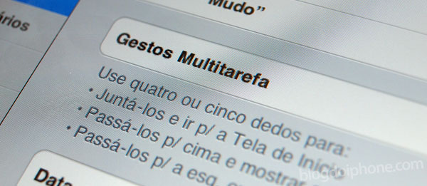 Photo of [tutorial] Como habilitar os gestos multitarefa e o espelhamento de tela no iPad 1