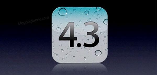 Photo of Sistema iOS 4.3 está próximo: Apple libera a versão prévia para desenvolvedores