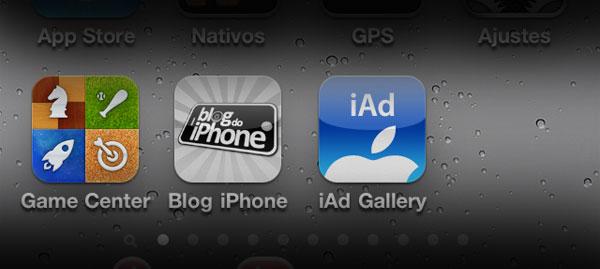 Photo of Apple lança galeria de iAds em forma de aplicativo para iPhone