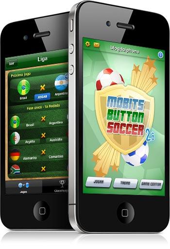 Photo of Jogo de botão para iPhone ganha novidades, como suporte ao Game Center e partidas online