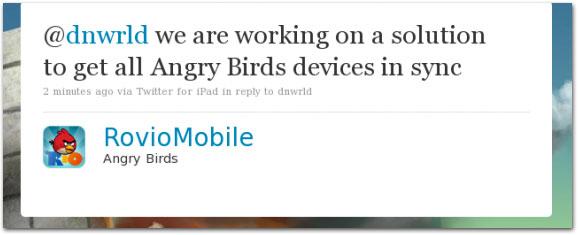 Photo of Jogo Angry Birds terá em breve solução de sincronização entre dispositivos