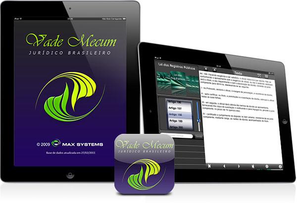 Photo of Todas as leis no seu bolso: Vade Mecum é o quinto aplicativo do nosso Pacotão de Apps