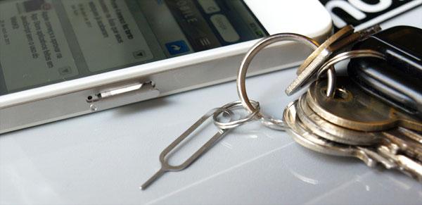 Photo of Veja como ter sempre em mãos a ferramenta para retirar o chip do iPhone