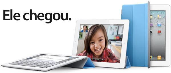 Photo of Estoques de iPad 2 no Brasil ganham nova força esta semana em algumas lojas