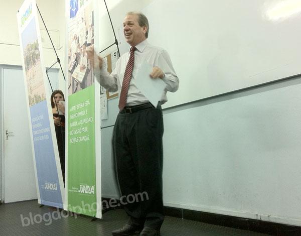 Photo of Para Secretário de Desenvolvimento de Jundiaí, fábrica brasileira da Apple já tem local definido