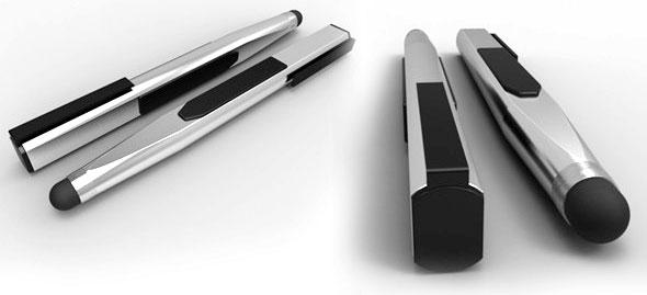 Photo of Maglus é uma caneta para telas sensíveis ao toque que se fixa magneticamente no iPad 2