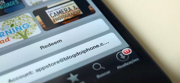 Photo of Agora não é mais possível avaliar aplicativos obtidos com códigos promocionais