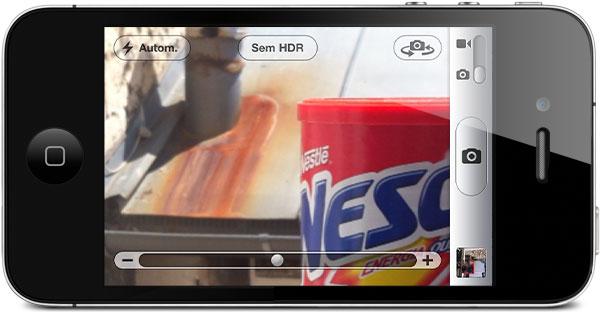 Photo of Você Sabia que a câmera fotográfica do iPhone tem zoom digital embutido?