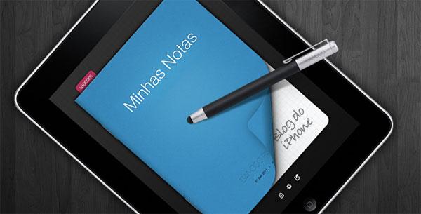 Photo of Bamboo Paper transforma seu iPad em um caderno para escrever e desenhar