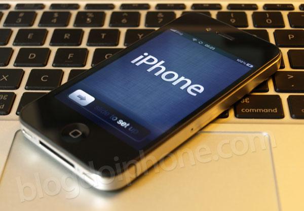 Ativação do aparelho no iOS 5