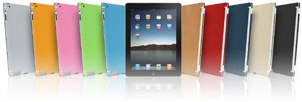 Photo of Película faz com que a traseira do seu iPad fique com a mesma textura da sua Smart Cover