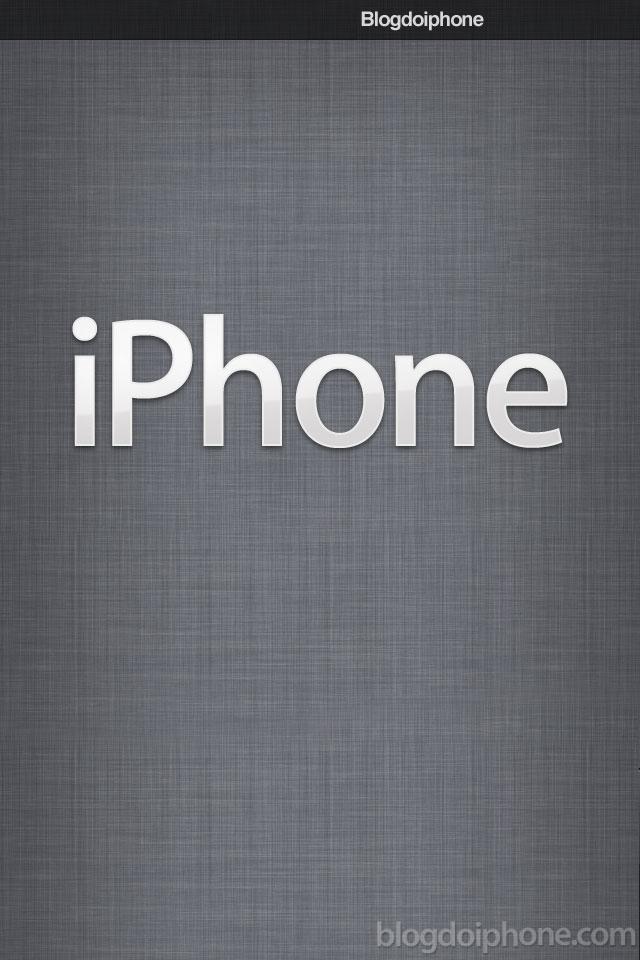 Tela de ativação iOS 5